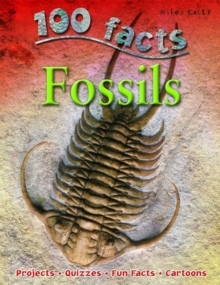 100 Facts - Fossils, Paperback / softback Book