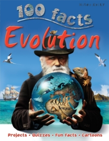 100 Facts - Evolution, Paperback / softback Book