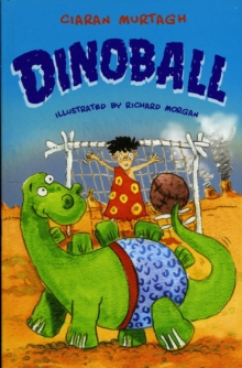 Dinoball, Paperback Book