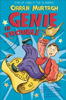 Genie in Trouble, Paperback Book