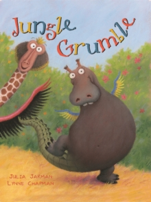Jungle Grumble, Hardback Book