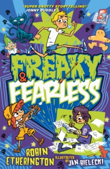 Freaky and Fearless: How to Tell a Tall Tale, Paperback Book