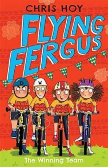 Flying Fergus 5: The Winning Team, Paperback Book