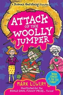 Attack of the Woolly Jumper, Paperback Book