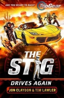 The Stig Drives Again, Paperback Book