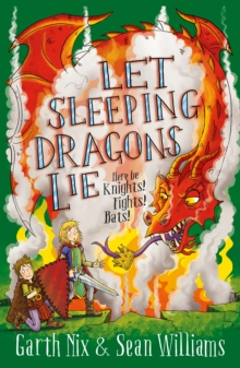 Let Sleeping Dragons Lie: Have Sword, Will Travel 2, Paperback / softback Book