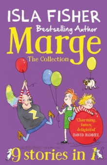 Marge The Collection: 9 stories in 1, Paperback / softback Book