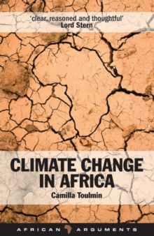 Climate Change in Africa, Paperback Book