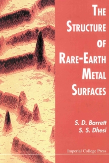 Structure Of Rare-earth Metal Surfaces, The, PDF eBook