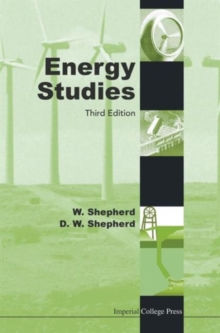 Energy Studies (3rd Edition), Hardback Book