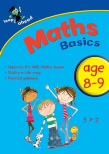 Maths Basics 8-9, Paperback / softback Book