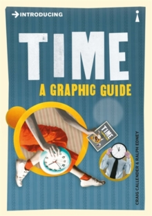 Introducing Time : A Graphic Guide, Paperback / softback Book