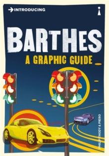 Introducing Barthes : A Graphic Guide, Paperback Book