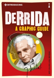 Introducing Derrida : A Graphic Guide, Paperback / softback Book