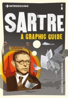 Introducing Sartre : A Graphic Guide, Paperback Book