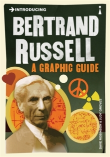 Introducing Bertrand Russell : A Graphic Guide, Paperback / softback Book