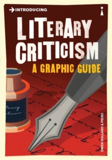 Introducing Literary Criticism : A Graphic Guide, Paperback Book