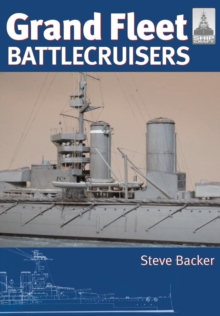 ShipCraft Special: Grand Fleet Battlecruisers, Hardback Book