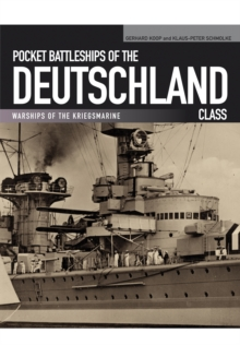 Pocket Battleships of the Deutschland Class, Paperback Book
