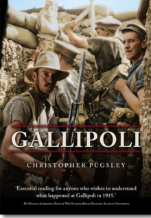 Gallipoli, Paperback Book