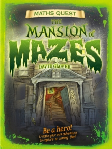 The Mansion of Mazes (Maths Quest), Paperback Book
