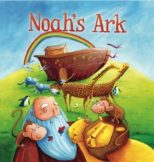 Noah'S Ark (My First Bible Stories), Paperback Book