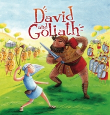 My First Bible Stories Old Testament: David and Goliath, Paperback Book