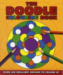 The Doodle Colouring Book, Paperback Book