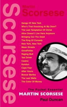 Martin Scorsese : The Pocket Essential Guide, PDF eBook