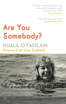 Are You Somebody? : A Memoir, Paperback / softback Book