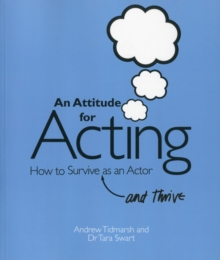 An Attitude to Acting, Paperback Book