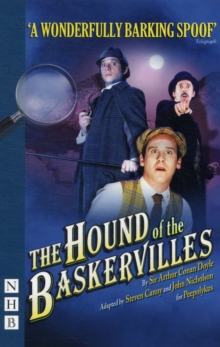 Hound of the Baskervilles, Paperback Book