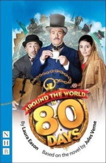 Around the World in 80 Days, Paperback Book