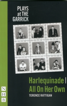Harlequinade/All On Her Own, Paperback Book