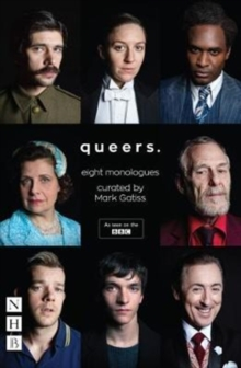Queers : Eight Monologues, Paperback Book