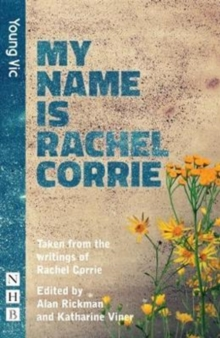 My Name is Rachel Corrie, Paperback Book