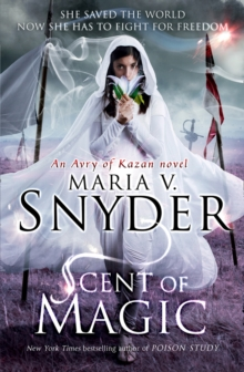 Scent Of Magic, Paperback Book