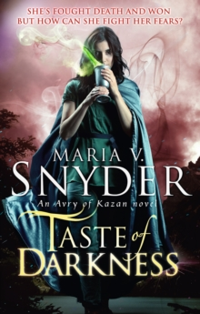 Taste Of Darkness, Paperback / softback Book