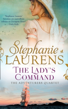 The Lady's Command, Paperback Book