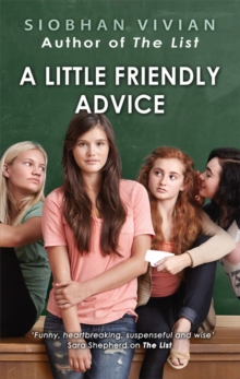 A Little Friendly Advice, Paperback Book