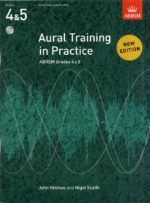 Aural Training in Practice, ABRSM Grades 4 & 5, with CD : New edition, Sheet music Book