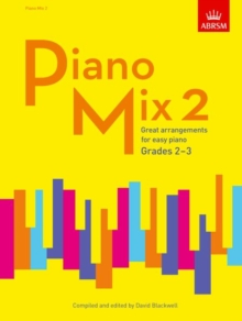 Piano Mix 2 : Great arrangements for easy piano, Sheet music Book