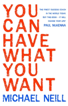 You Can Have What You Want, Paperback Book