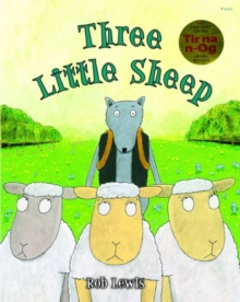 Three Little Sheep, Paperback Book