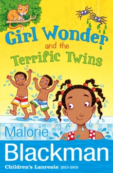Girl Wonder and the Terrific Twins, Paperback / softback Book