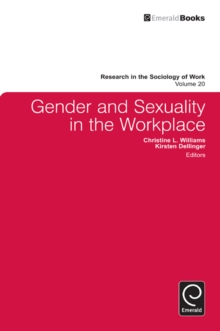 Gender and Sexuality in the Workplace, Hardback Book