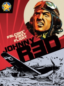 Johnny Red - Falcon's First Flight, Hardback Book