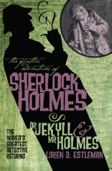 Further Adv. S. Holmes, Dr Jekyll and Mr Holmes, Paperback Book