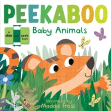 Peekaboo Baby Animals, Novelty book Book