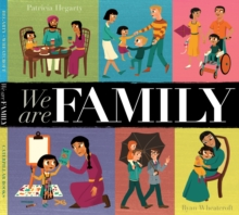 We Are Family, Hardback Book